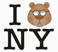 I Bear NY by Michael Karas