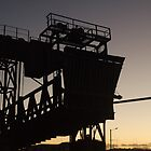 Gantry @ Sunset by agentsmith