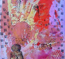 Venus of Millendorf by Gaby Schrott