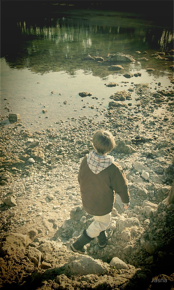 A boy by Jasna