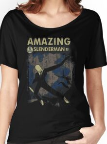 Amazing Slenderman Women's Relaxed Fit T-Shirt