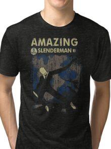 Amazing Slenderman Tri-blend T-Shirt