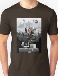 Skyrim FTW T-Shirt