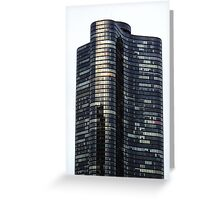 Lake Point Tower, Chicago, Illinois, Schipporeit and Heinrich Greeting Card