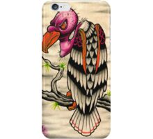 Vulture iPhone Case/Skin