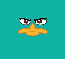 Perry the Platypus  by MCellucci