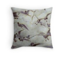 Flock by Pierre Blanchard Throw Pillow