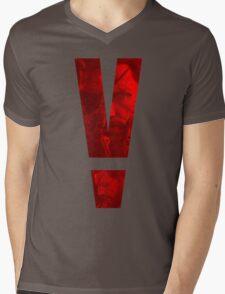 Metal Gear Solid - Big Boss Mens V-Neck T-Shirt