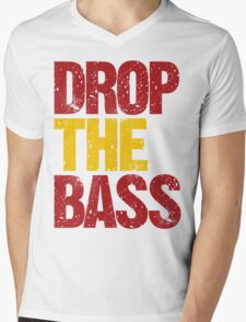 DROP THE BASS (Spain) Mens V-Neck T-Shirt