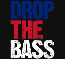 DROP THE BASS (UK) Womens Fitted T-Shirt