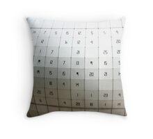 Torus 2003 Throw Pillow
