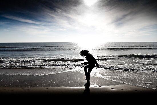 Danse avec la mer by Marie Moriscot