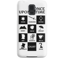 OUAT once upon a time Samsung Galaxy Case/Skin