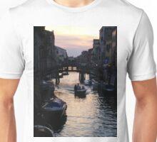 Venetian Sunset Unisex T-Shirt