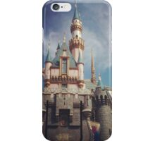 Sleeping Beauty's Castle iPhone Case/Skin