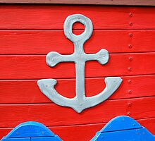 Anchor Away by Laura  McGregor