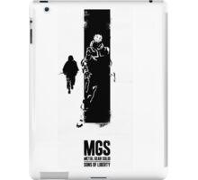 Metal Gear Solid - Subsistance iPad Case/Skin