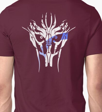 Turian Facepaint Unisex T-Shirt