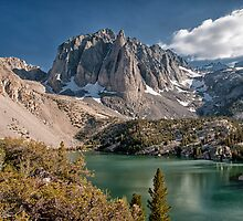 Second Lake & Temple Crag by Cat Connor