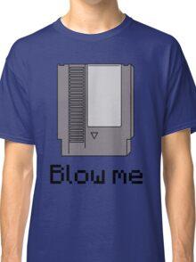 NES cartridge- blow me Classic T-Shirt