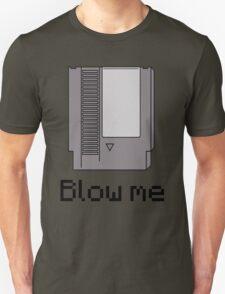 NES cartridge- blow me T-Shirt