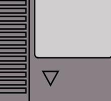 NES cartridge- blow me Sticker