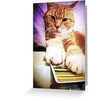Tarot Reader Greeting Card