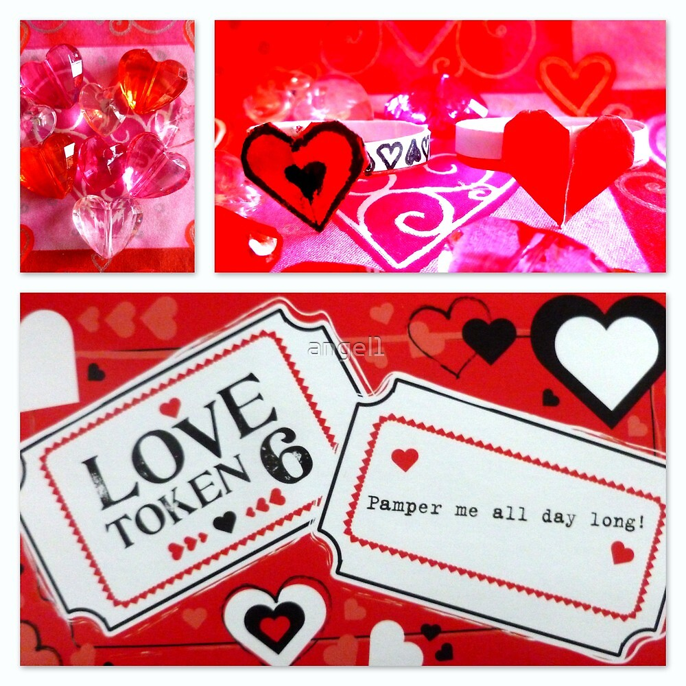 Love token 6 ~ pamper me by ©The Creative  Minds