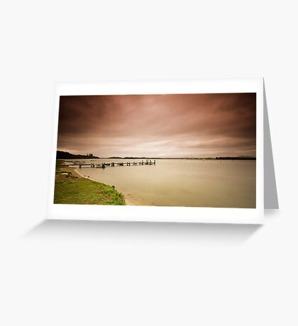 A place to be 01 Greeting Card
