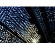 Japan Reloaded - Kyoto Station Photographic Print