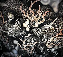 Japan Reloaded - Duelling Dragons - Kennen Ji by fenjay