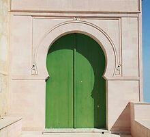 old green gate by mrivserg