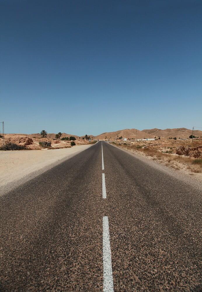 desert road by mrivserg
