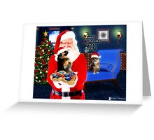 Who ordered that dog?! Greeting Card