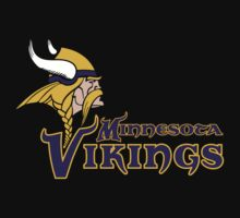 Minnesota Vikings by teetties