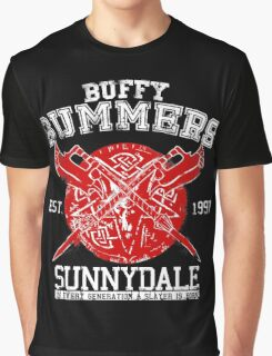 Buffy - One Born Graphic T-Shirt