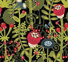 Flora. by Ekaterina Panova
