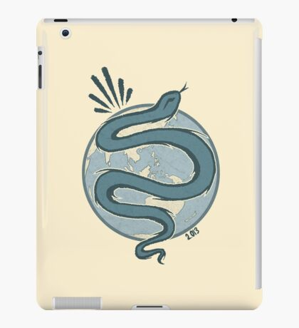 2013 - Year of the Snake iPad Case/Skin
