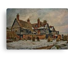Star And Eagle Goudhurst Canvas Print