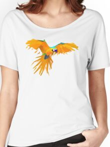 Sparky the Parrot Women's Relaxed Fit T-Shirt