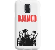 Django Unchained illustration  Samsung Galaxy Case/Skin