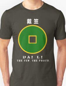 The Few. The Proud. The Dai Li. T-Shirt