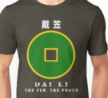 The Few. The Proud. The Dai Li. Unisex T-Shirt