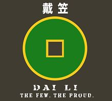 The Few. The Proud. The Dai Li. Unisex T-Shirt