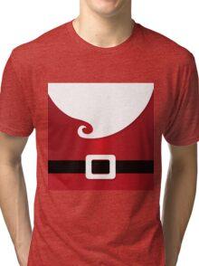 Hello Santa Tri-blend T-Shirt