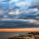 Cloud Cover by Carolyn  Fletcher