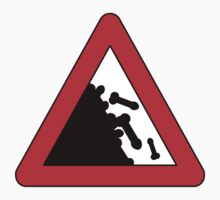 DANGER! Falling Cocks. by MARTIN LITHGOW
