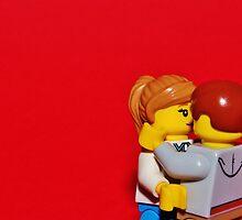 Lego Valentines #7 by robertsscholes