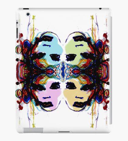 The Gemini Faces iPad Case/Skin