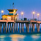 Huntington Pier  by AndyFeltonPix